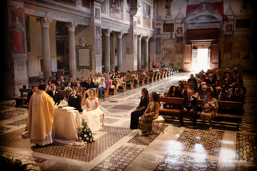 Matrimonio In Romana : Le chiese